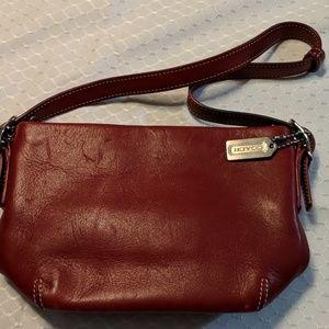 Coach Red minibag